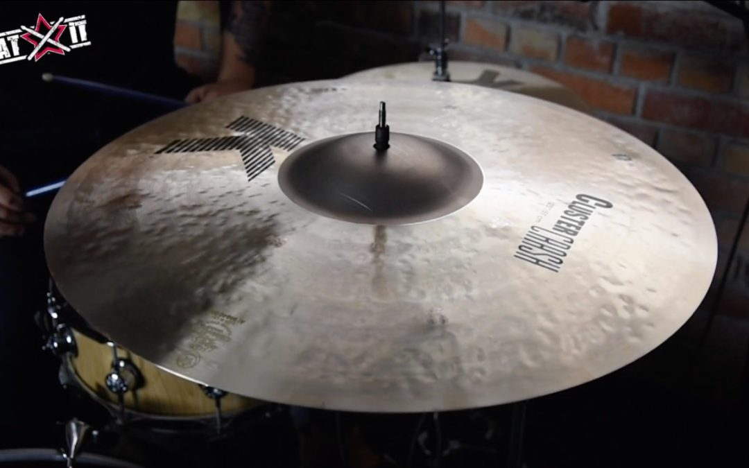 BeatIt Test: Zildjian K Cluster Crashes