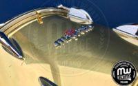 "BeatIt Vintage Test: 14"" x 10"" Majestic Brass Snare Drum"
