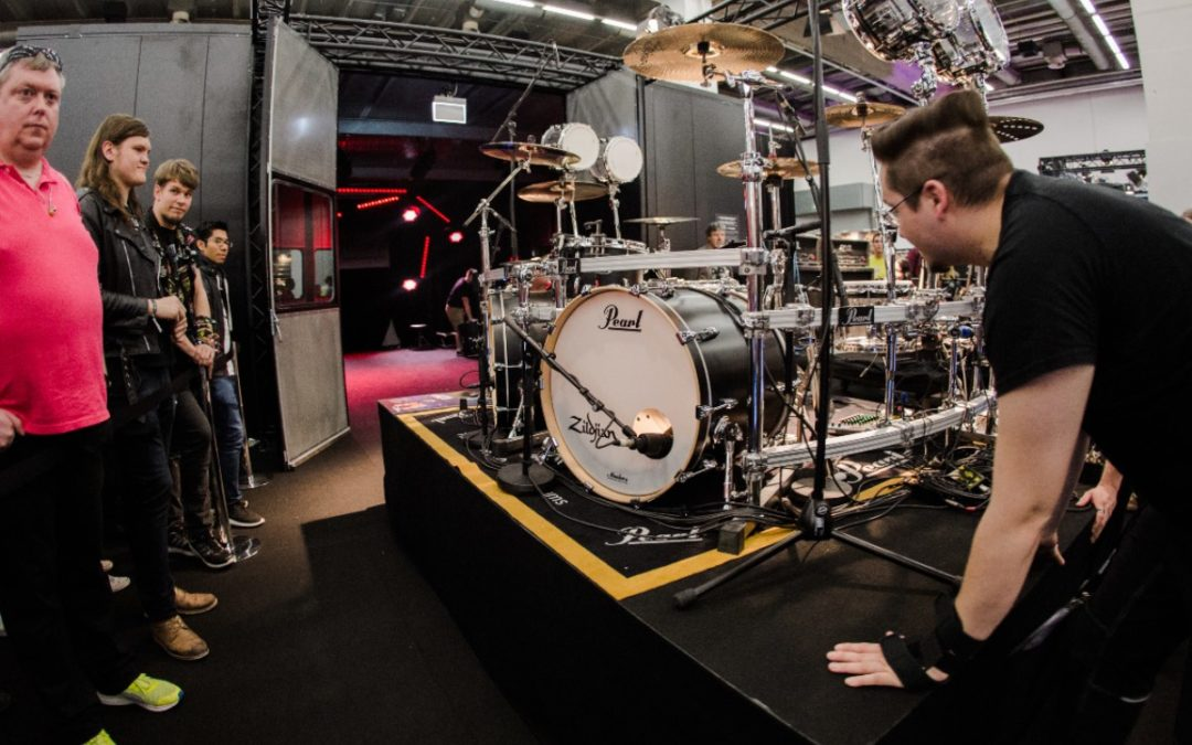 Musicpark – Drummer & Percussion Line-up 2019