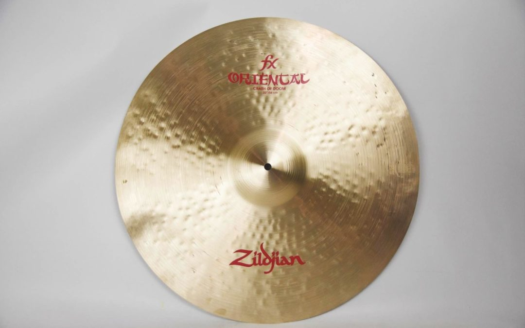 BeatIt Test:  22″ Zildjian Crash of Doom