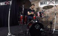 Test BeatIt: Dixon Spark PODSP 416 Drum Kit