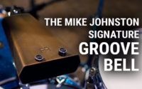 Meinl Mike Johnston signature Groove Bell
