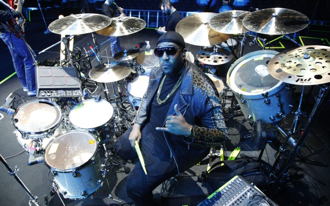 Eric Moore joins Paiste family