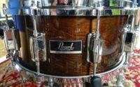BeatIt Vintage Test: Pearl DLX Snare Drum