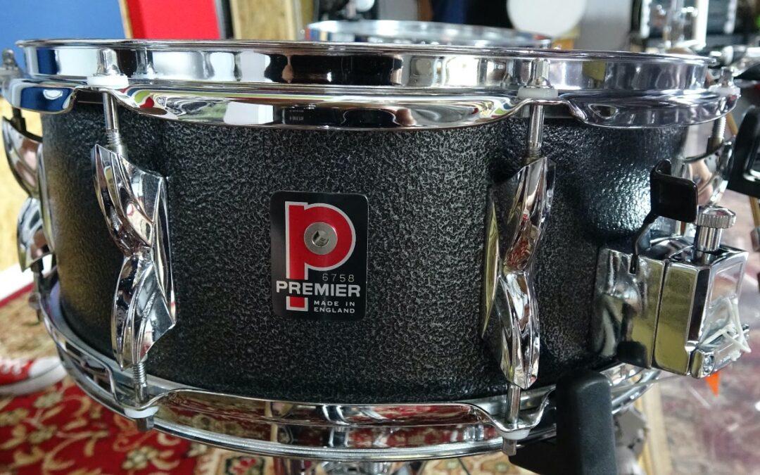 BeatIt Vintage Test: Premier 2000 Aluminium Snare Drum
