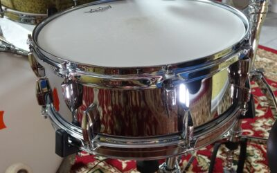 BeatIt Vintage Test: EMI Rosetti Hamma Steel snare