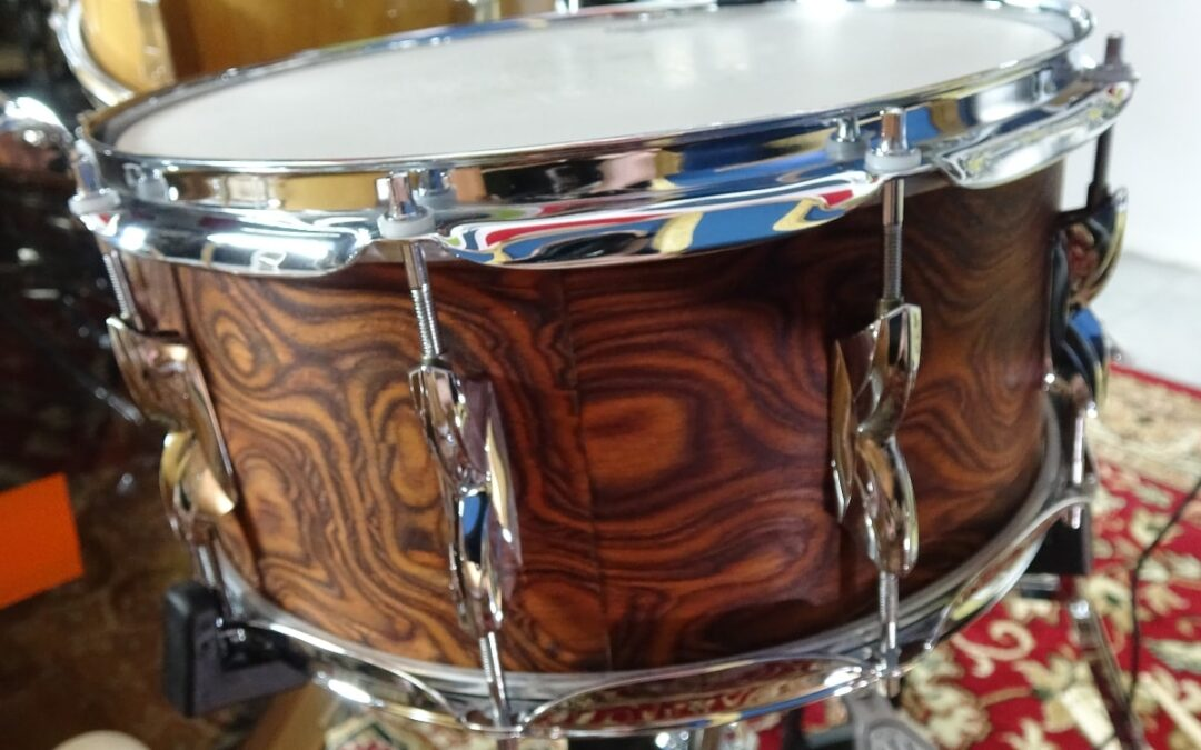 BeatIt Vintage Test: Premier 2032 snare drum