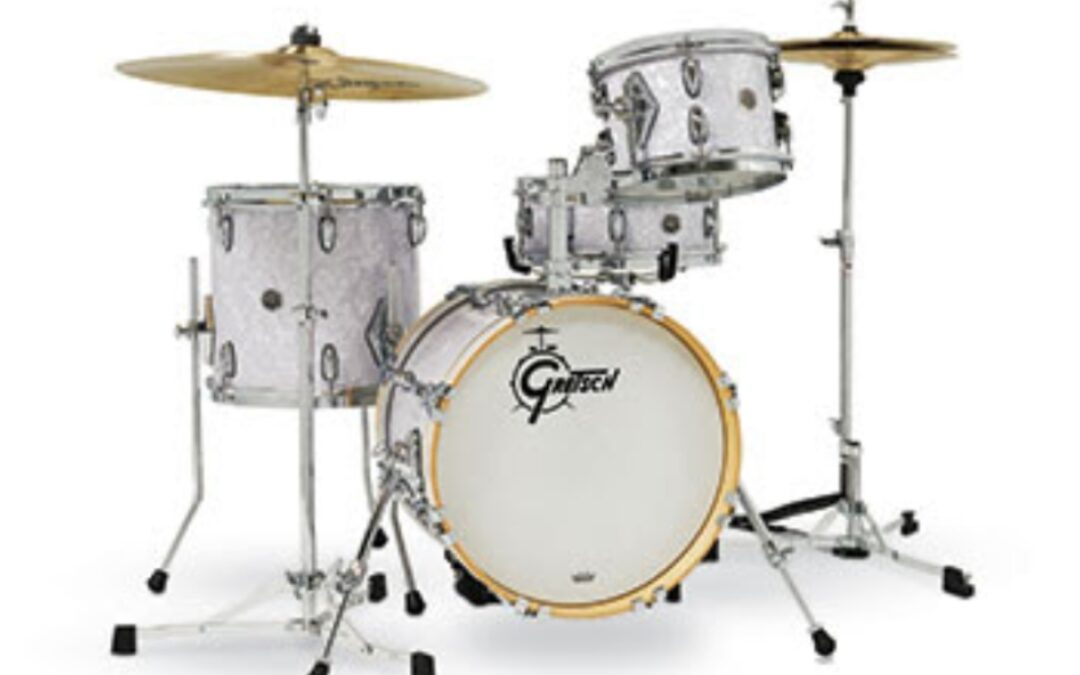 New Nitron Finishes For Gretsch Brooklyn Kits
