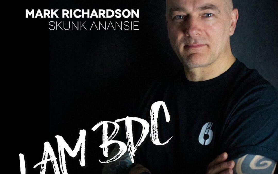 Mark Richardson (Skunk Anansie) joins British Drum Co. family