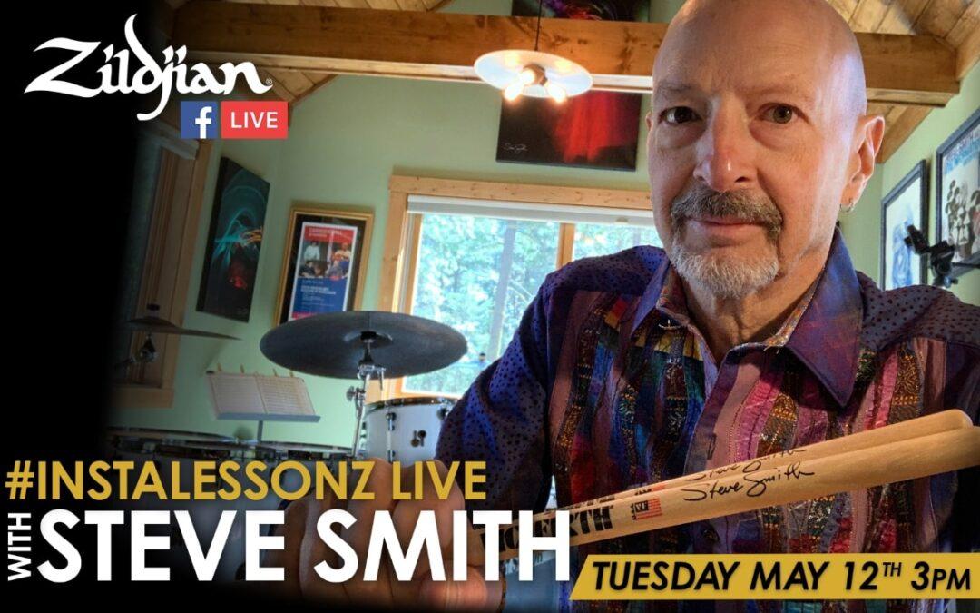 Steve Smith on #InstaLessonZ LIVE