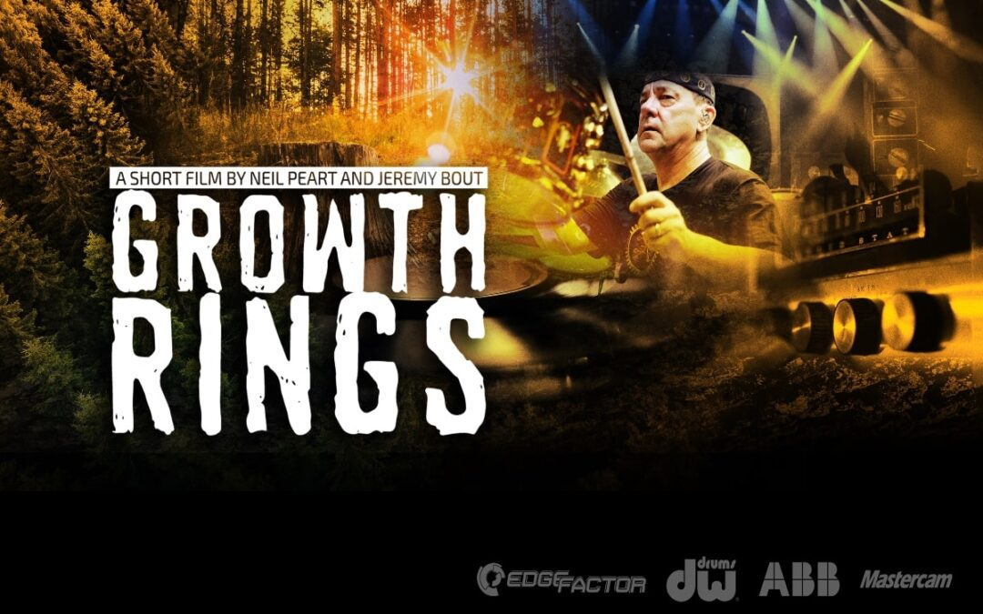 Growth Rings: A Short Film Narrated by Neil Peart