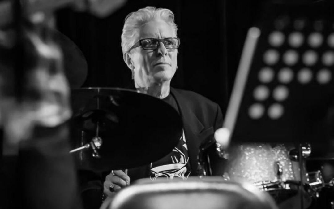 Jamie Oldaker passes away
