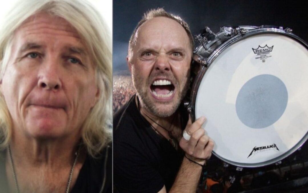 Bob Rock on St. Anger snare drum sound