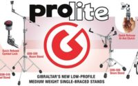 New Pro Lite Series Hardware from Gibraltar