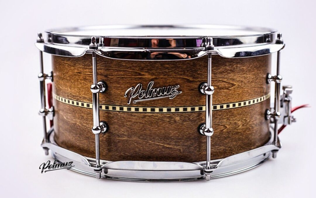 BeatIt Test: 13″ x 6.5″ Polmuz Tulipwood Snare