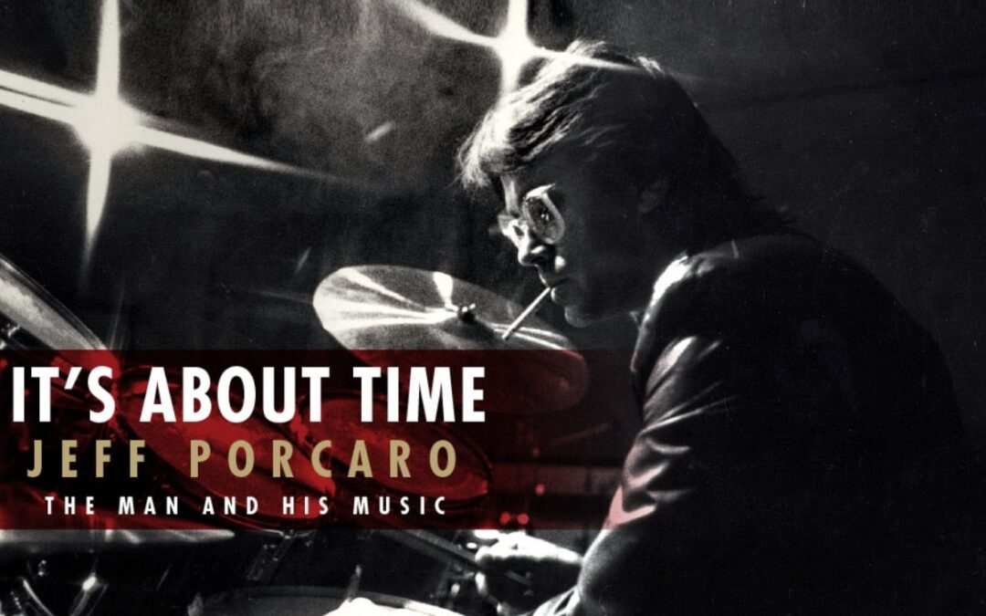 Pre-order a new book on Jeff Porcaro from Hudson Music