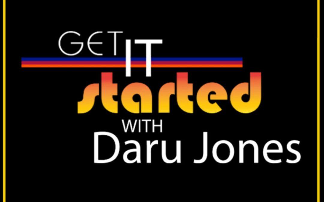 Livestream With Daru Jones