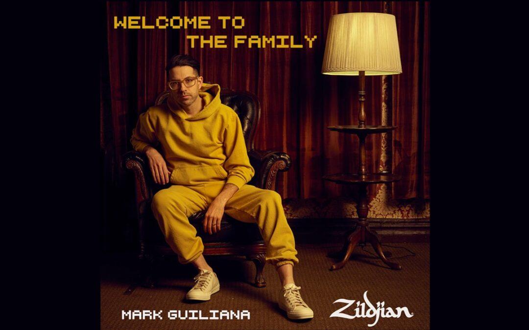 Mark Guiliana joins Zildjian family