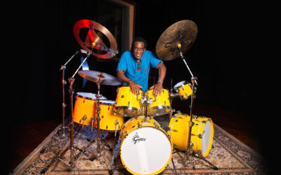 Will Calhoun Joins Gretsch Drums Artist Family