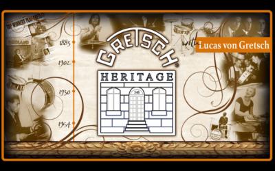 'Gretsch Heritage' Live Stream Show On Drum Network