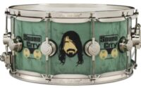 DW Icon Dave Grohl snare drum