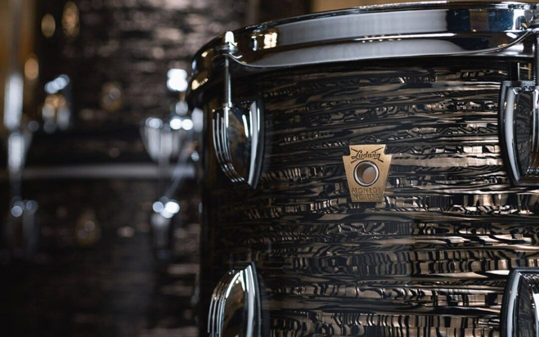 New for 2021: Ludwig Drums