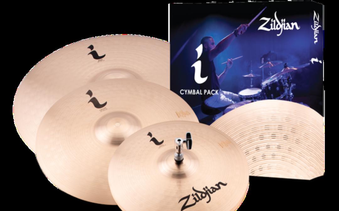 BeatIt Test: Zildjian I Family cymbal pack