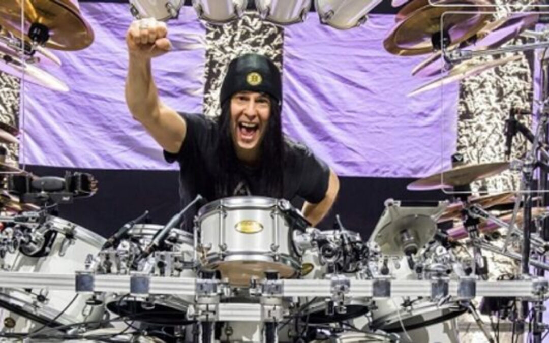 "Dream Theater's Mike Mangini – ""My Drums for DT15 are complete"""