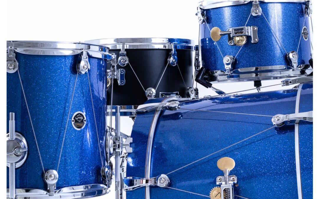 New for 2021: WTS Drums