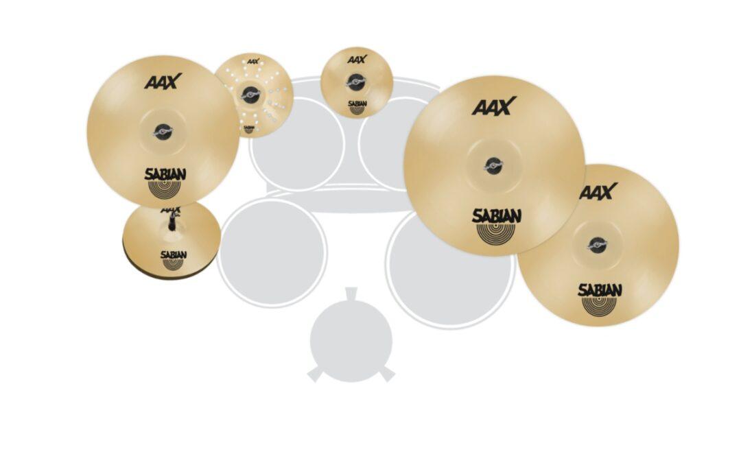 Sabian lauches new Set-Up Builder at Cymbalsetup.com