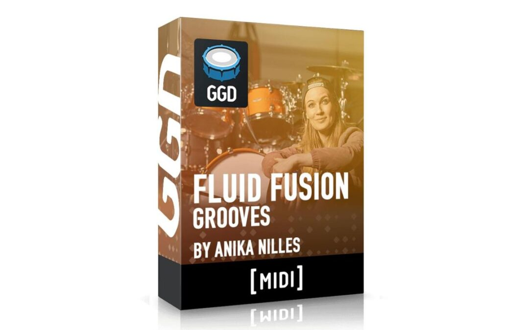 New for 2021: Fluid Fusion Midi Pack by Anika Nilles