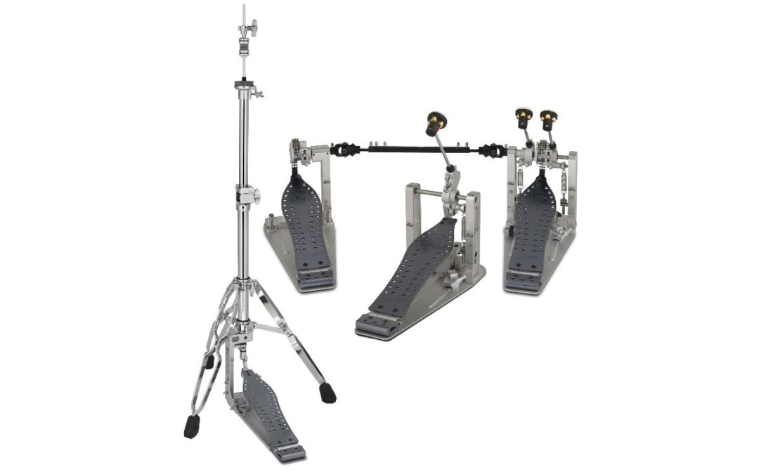 New: DW MFG Extended Footboard Pedals