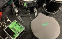 PORTER & DAVIES: Tactile monitors for E-Drummers
