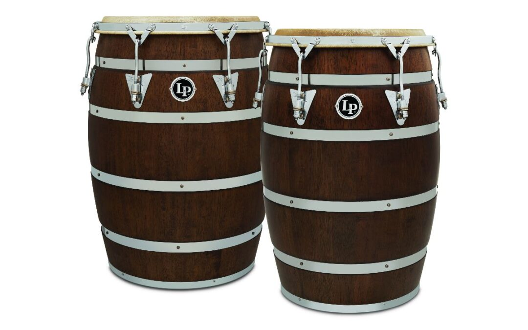 New Latin Percussion instruments!