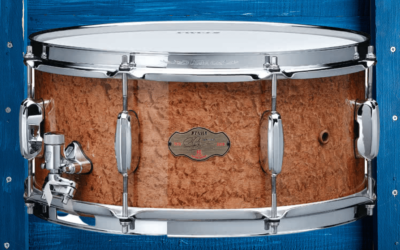 BeatIt Test: Tama Simon Phillips Signature snare – 40th Anniversary