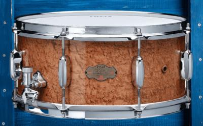 BeatIt Test: Tama Simon Phillips Signature snare – 40th Anniversary