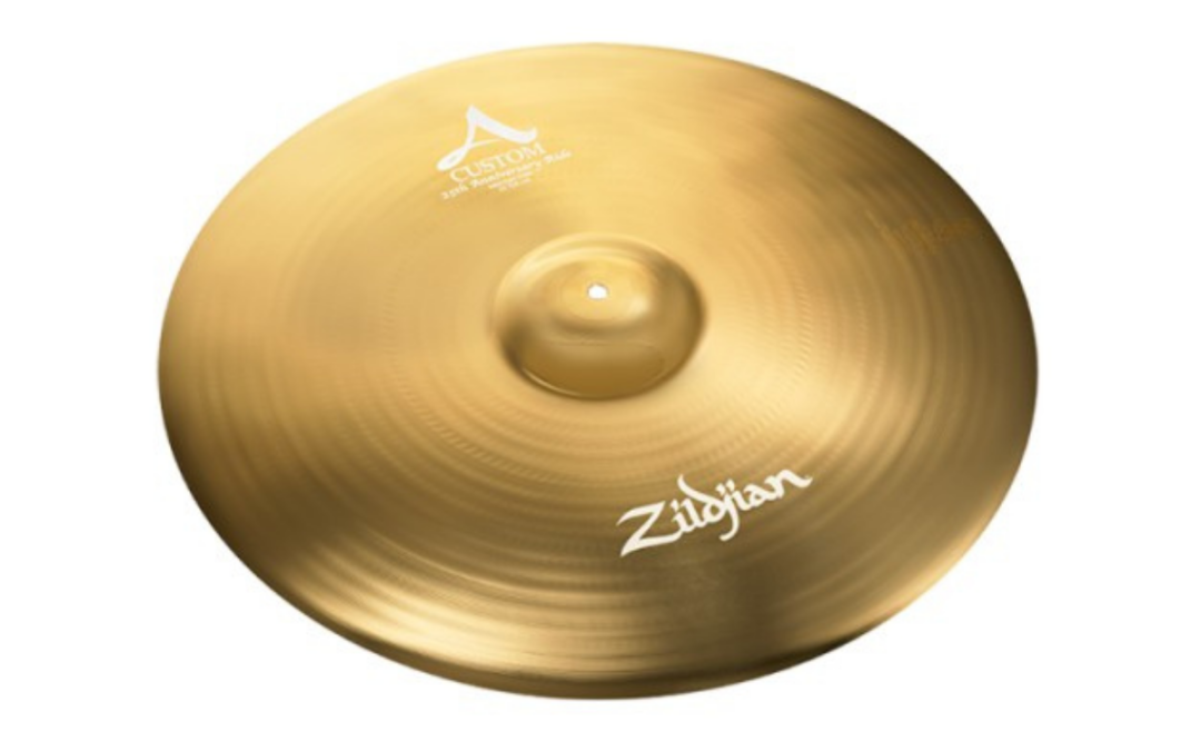 BeatIt Test: 23″ Zildjian 25th Anniversary A Custom Ride