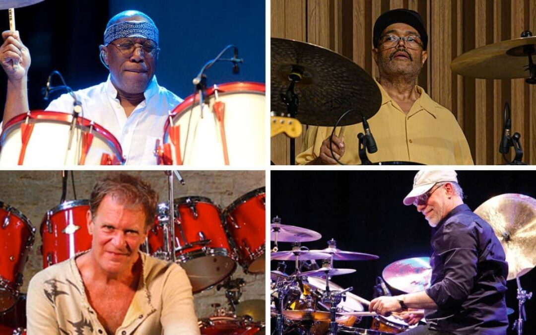 New online workshop with Billy Cobham!