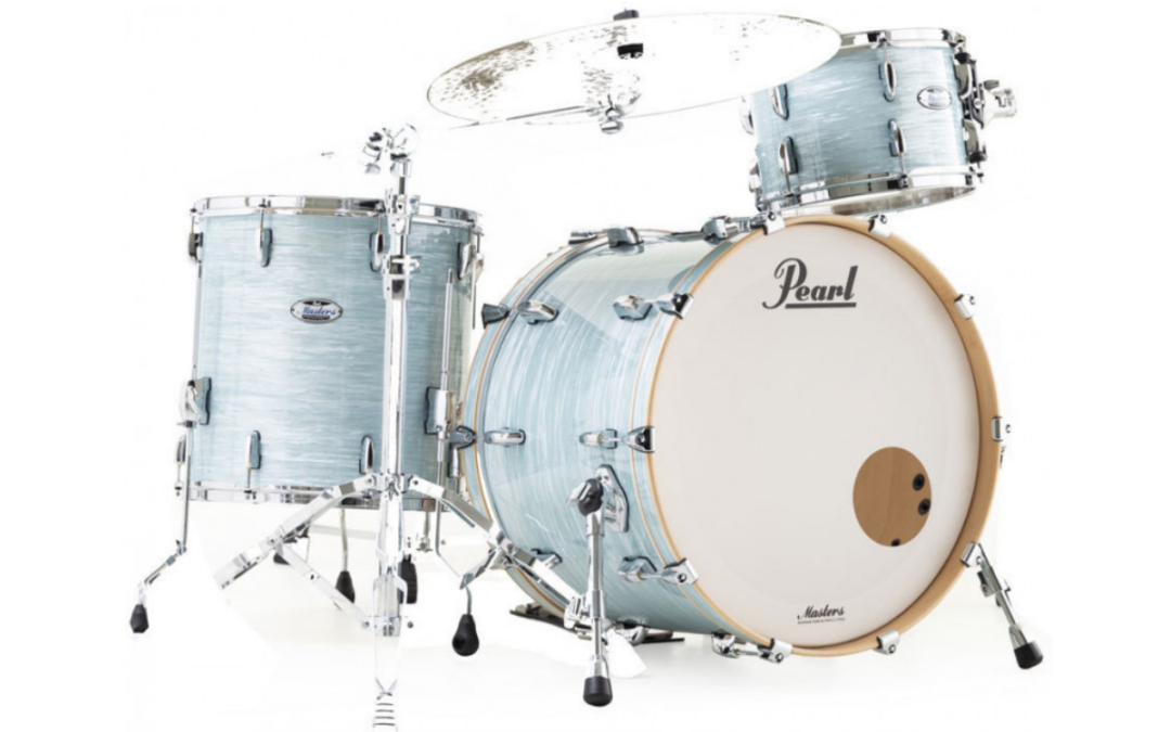 BeatIt Test: Pearl Masters Maple Complete