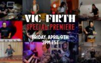 Drumchain - new Vic Firth initiative