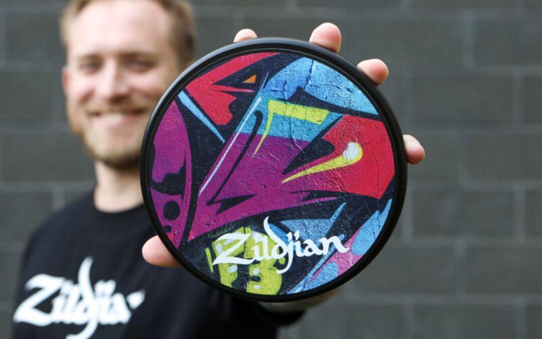 New Zildjian Practice Pads