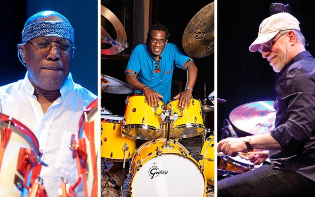 Second edition of online workshops with Billy Cobham!