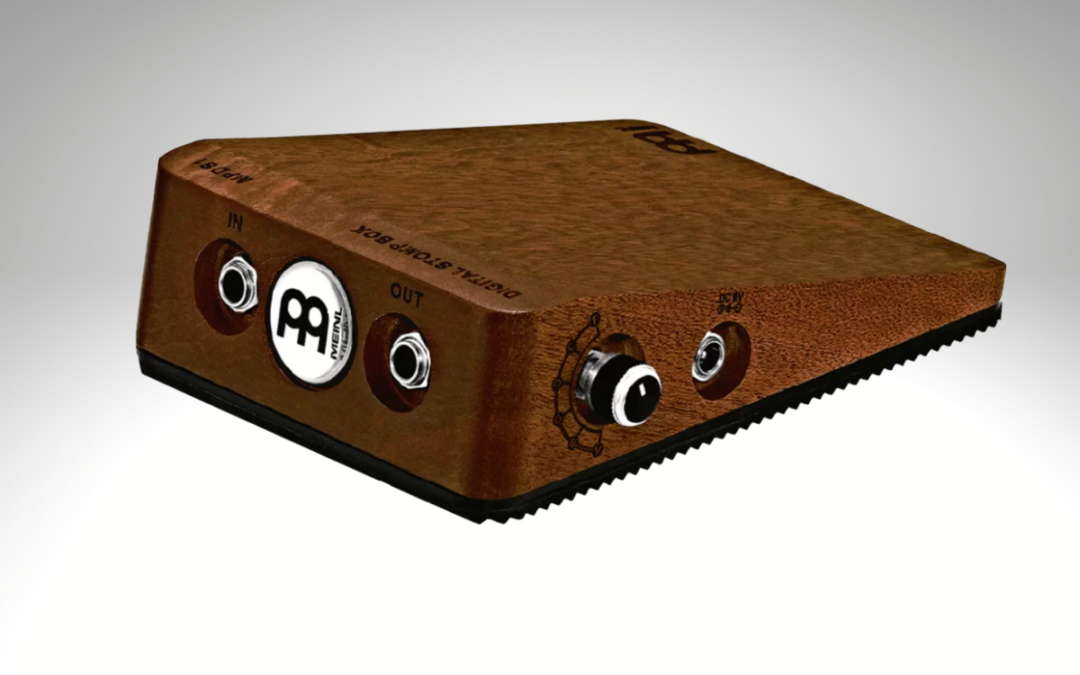 BeatIt Test: Meinl Percussion Digital Stomp Box