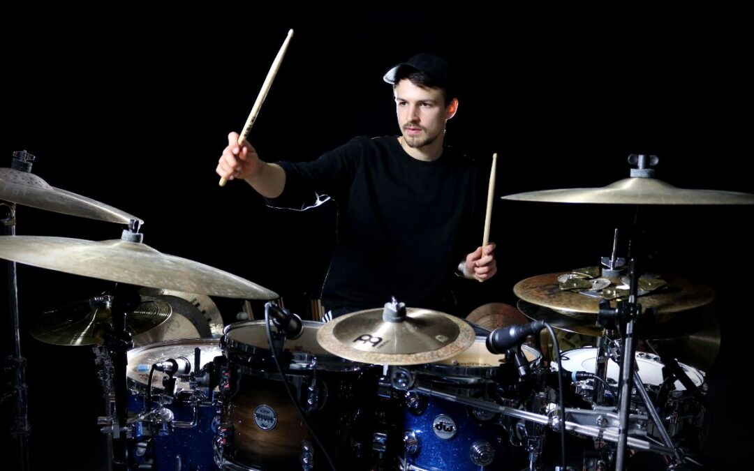 Wojtek Deręgowski joins DW Drums family!