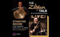 The Zildjian Talk: Stanton Moore and Zildjian India
