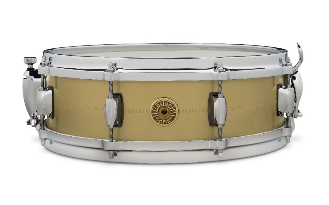 New: Gretsch Gergo Borlai Signature Snare