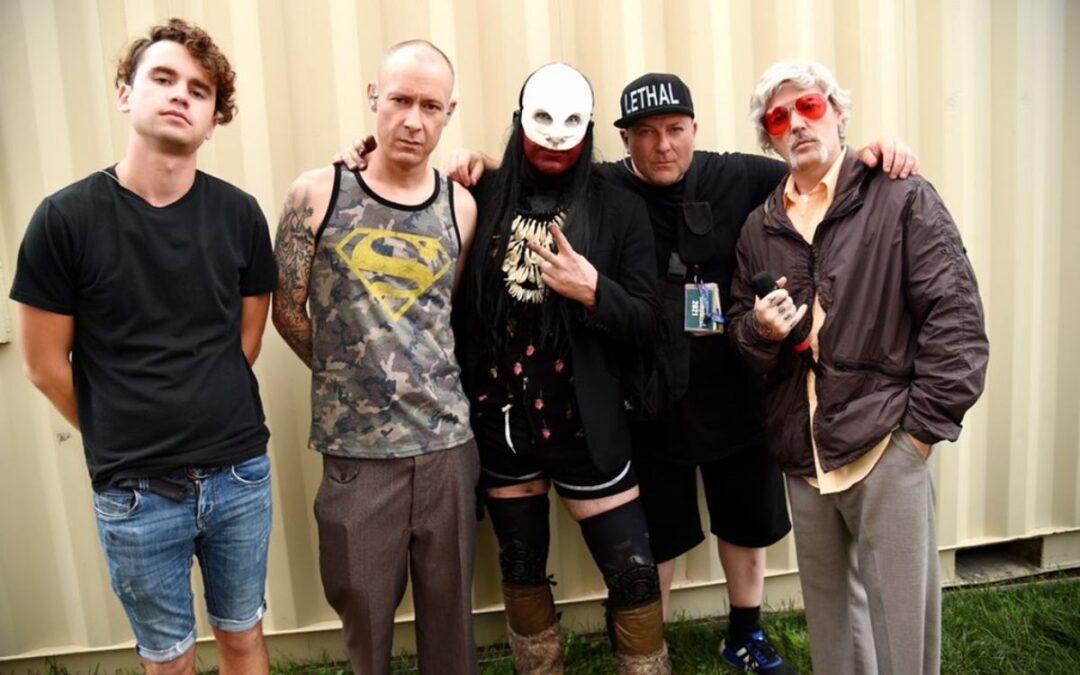Limp Bizkit with new drummer?