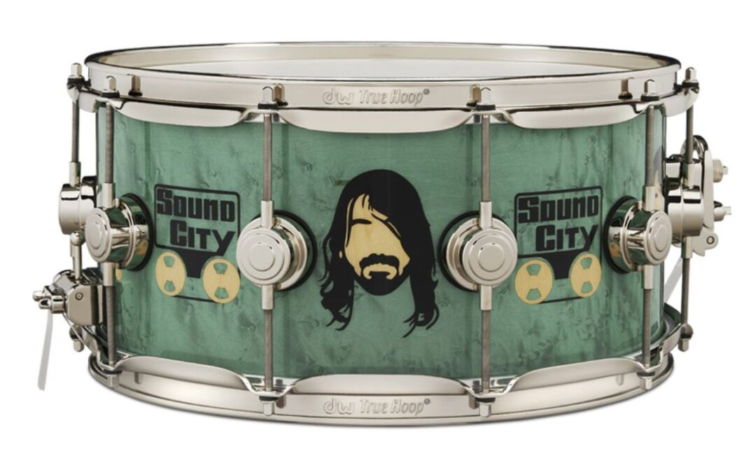BeatIt Test: DW Dave Grohl Icon Snare