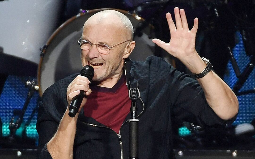 Phil Collins won't be playing drums on upcoming Genesis tour