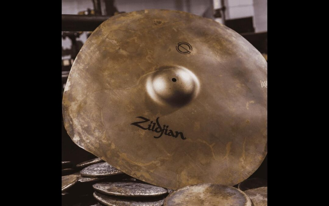 Zildjian FX Raw Crashes: now available globally